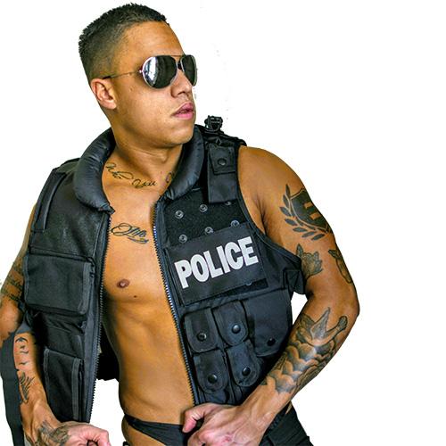 striptease man Jayden